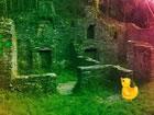 In diesem Fluchtspiel haben Sie den Ostern Ruinen Wald gesehen. Aber leider hab