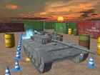 Bereiten Sie sich darauf vor, Tankwagenparkplätze und Panzerkriegsherausfo