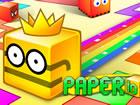 Paper.io ist ein Slither-artiges Io-Spiel mit flüssiger Animation, in dem