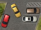 Fahren Sie ein Taxi und parken Sie es auf markierten Parkplätzen. Fahren S