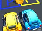Spielen Sie die perfekte Rolle des Verkehrsparkmeisters und parken Sie Autos pe