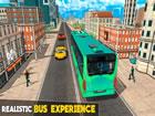 Passagier Bus Simulator Stadt spiel Autobus ist der öffentliche Bus zum Ab