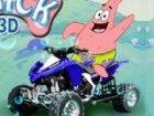 kommen mit Patrick die unter Wasser Atv Turnier und werde der schnellste Rennfa