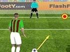Treffen Sie in Penalty Shooters 2 eine Auswa...