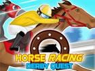 Bisher wurden auf unserer Website noch keine Pferderennspiele online geschaltet