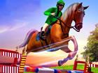 Mögen Sie Pferderennspiele? Also viel Spaß mit Pferdeshow Sprung Sim