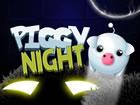 Mit einem dunklen Thema und einer Thriller-Musik haben wir Piggy Night ins Lebe