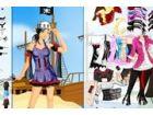 Pirate Girl - Pirate Girl Spiele - Kostenlose Pirate Girl Spiele -
