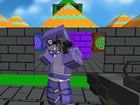 Pixel Toonfare 3D ist ein episches Multiplayer-First-Person-Shooter-Spiel, das