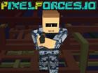 Pixel Forces ist ein herausforderndes 3D-Shooter-Online-Spiel. Sie können
