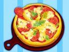 Erfahren Sie die Grundlage für eine leckere Pizza Margarita. Folgen Sie den ei