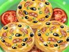 Pizza ist ein beliebtes Essen für viele Mensch...