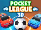 Pocket League 3D ist ein lustiges Autofußballspiel, das für 1 und 2