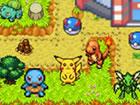 Das wilde Pokemon hat sich um Professor Oak Labor versammelt und ist auf einen