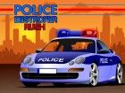 Was kann mehr Spaß, als einen Polizeiwagen sein? Wie über das Fahren über ei