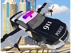 Magst du fliegende Autospiele? Dann spiele jetzt Police Flying Car Simulator! S