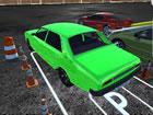 Port Car Parking ist ein 3D-Parkspiel in einer grimmigen Hafenstadt. Der lokale