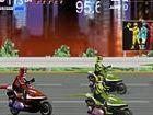 Power Rangers - Moto Race - Power Ranger Rennspiel! Fahren Sie so schnell wie m