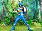 Spielen Sie als Power Ranger und verwenden Sie ...