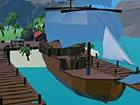 Stelle dich Piraten und segle im weiten Ozean, um der beste Praeda-Spieler der