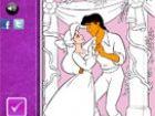 Princess Ariel Spiel Tanz mit Eric genießt sie diese Bewegung! Viel Spaß beim