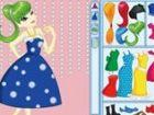 Helfen Sie, unsere Prinzessin Kleid perfekt für einen neuen schönen Tag bekom