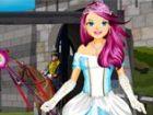 Princess verfügt heute über eine fabelhafte Idee: die Stadt besuchen und sich