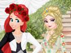 In diesem Jahr werden unsere Prinzessinnen Elsa, Moana, Rapunzel und Ariel an d