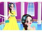Auf dem Weg zu einer Königin, Prinzessin verbringt ihr Leben wie man elegant u