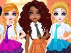 Es ist immer eine gute Zeit, neue Prinzessin-Anzieh-Spiele auf unserer Website