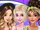 Stil up der beliebtesten Disney-Prinzessinnen in diesem süßen Spiel namens Pr