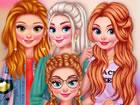 Ja, wir haben heute mehr Disney-Prinzessinnen-Ankleidespiele, die wir hier mit