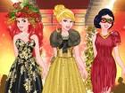 Eine große Neujahrs-Modenschau findet morgen statt! Cruella de Ville, ein Reda