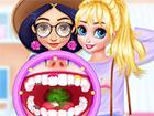 Im heutigen Spiel wirst du in einer Zahnarztpraxis arbeiten und nicht irgendein