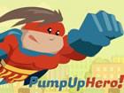 PumpUpHero.io ist ein Kampfspiel zwischen Superhelden, wählen Sie Ihren Superh