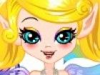 Diese niedlichen rainbow fairy lebt in einer We...