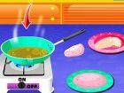In diesem Koch-Spiel finden Sie, wie Sie schnell und einfach paniert Ranch Huhn