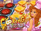 Rasendes Kochen ist ein lustiges und süchtig machendes Spiel zum Kochen vo