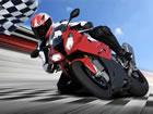 Hier ist ein reines Motorrad renn simulations spiel mit einer realistischen 3D
