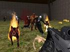 Realistischer Zombie Survival Warfare ist wie man es erwarten würde - ein blut