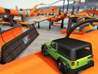Die neueste Idee des Mega Ramp Auto Stunt Simulators bereitet Sie auf ein unm&o