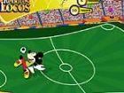 Rebotes Loks - halten den Fußball in der Luft ...