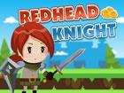 Redhead Knight ist ein super lustiges und herausforderndes 2D-Side-Scrolling-Sp