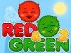 Mr.Red und Mr.Green sind so hungrig! Helfen Sie ihnen, um diese leckeren Bonbon