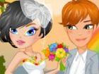 Möchten Sie eine traditionelle weiße Brautkleid in Ihrer Hochzeit tragen, abe