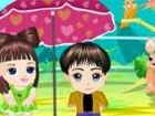 Diese Babys sollen Spaß im Zoo haben aber es begann zu regnen! Jetzt warten si