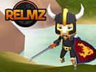 Relmz.io ist das Abenteuer-MMORPG-Spiel, in dem du niedliche Charaktere kontrol