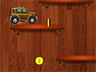 Rennen Hinunter ist ein unterhaltsames HTML5-Spiel, in dem Sie ein Fahrzeug ste