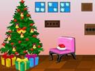 In diesem Spiel hast du das Weihnachtsrenhaus betreten, leider wurde die Tü