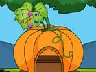 Ein Junge ist in einem Obsthaus gefangen und braucht deine Hilfe, um es von dor